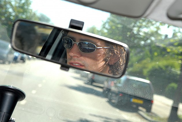 car sunglasses driving